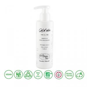 Gel d'aloe puro al 99% trattamento lenitivo 200 ml